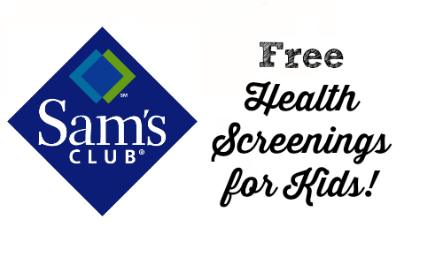 free health screenings for kids