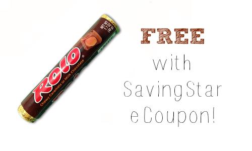 free savingstar ecoupon