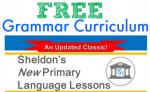 Free Grammar Workbook Through 9/3