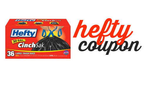 new hefty coupon