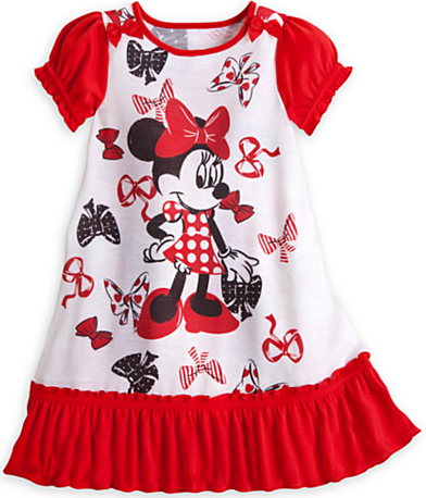 minnie mouse pjs