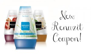 new renuzit coupon