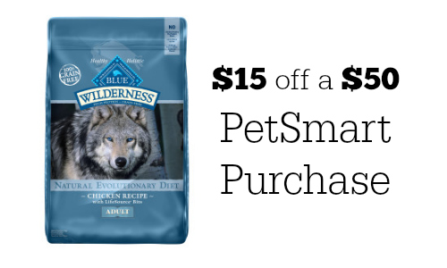 pet smart coupon
