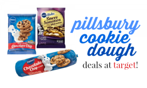 pillsbury cookie dough
