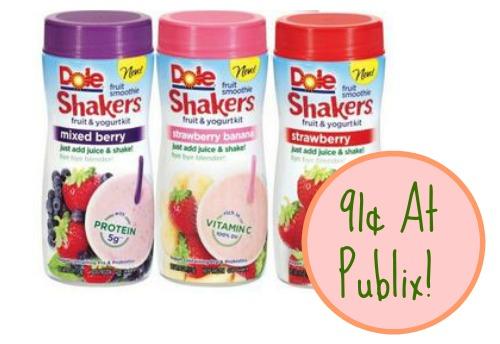 publix shakers
