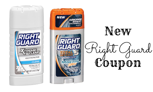 photograph relating to Right Guard Printable Coupon called Immediately shield deodorant discount coupons / Staples favored buyers