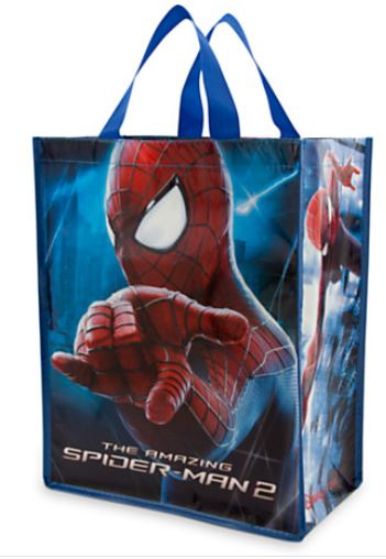 spiderman tote