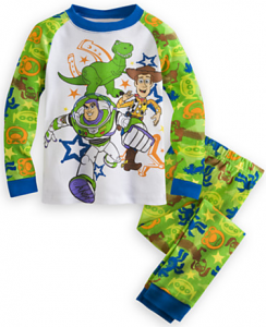 toy story pjs
