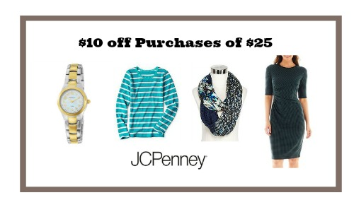 10 off 25 jcpenney