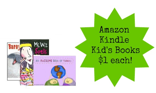 Amazon kindle kids books