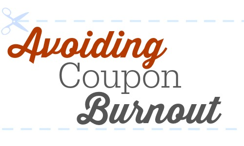 Avoiding coupon burnout southern savers avoiding coupon burnout fandeluxe Gallery