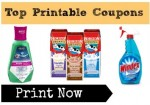 New Printable Coupons | Crest, Horizon, Scrubbing Bubbles & More!