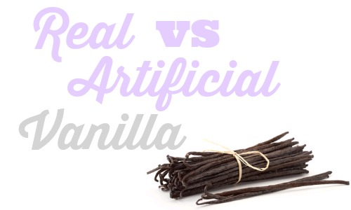 Real vs Artificial Vanilla in the Organic Living Journey