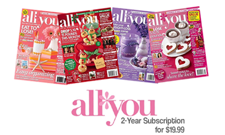 all you magazine subscription 1999