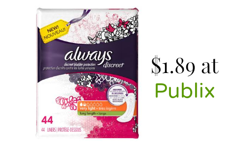 always coupon at publix