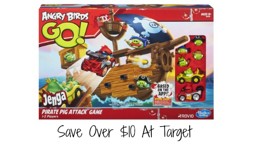 angry birds board game at target