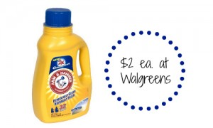 arm & hammer at walgreens