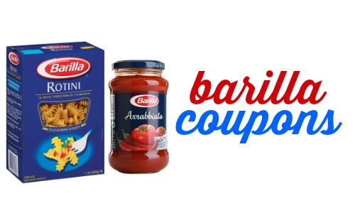 graphic about Barilla Printable Coupons identified as Barilla Coupon codes Pasta Sauce, Underneath $1 :: Southern Savers
