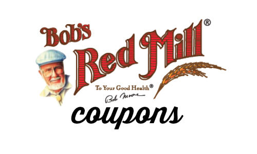 bob's red mill 4 coupons