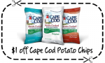 Cape Cod Coupon | Potato Chips for $1.50 at Harris Teeter
