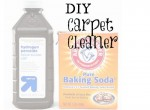 How To Make Homemade Carpet Cleaner!