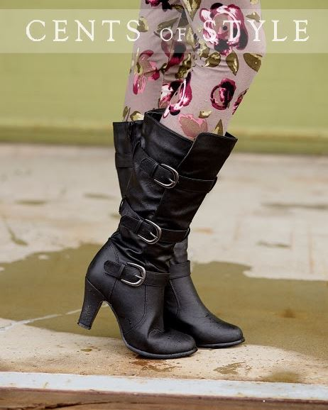 cents of style boots