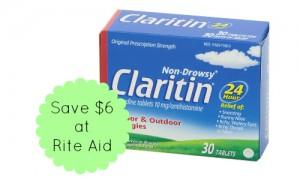 claritin at rite aid