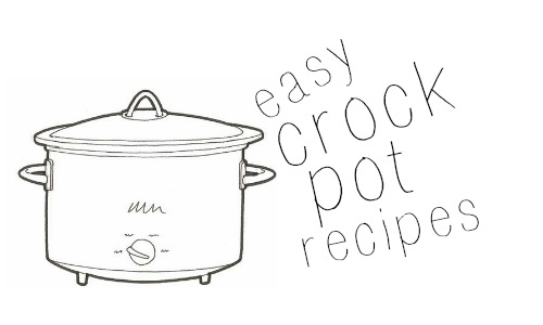 Looking for some easy dinner meals? Here's a list of yummy Crock Pot recipes that are perfect for your busy days!