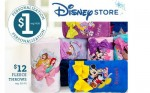Disney Store Deal: $1 Personalization + Fleece Sale