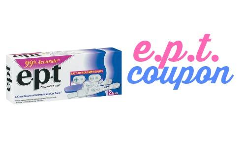 e.p.t. coupon