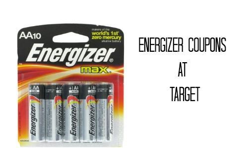 energizer coupons target
