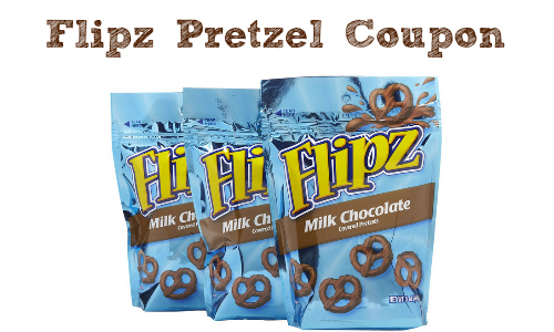 flipz pretzel coupon