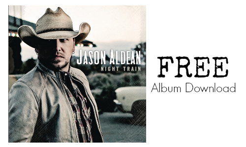 free jason aldean album download