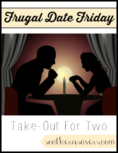 frugal date friday take out for two