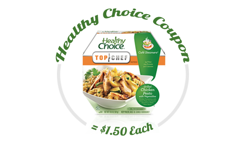 healthy choice coupon