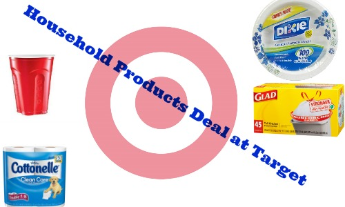household products target