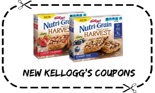 kellogg's nutri grain harvest coupon