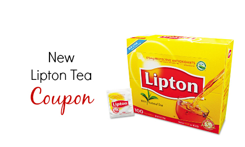 lipton coupon