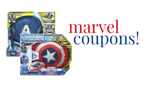 marvel coupons