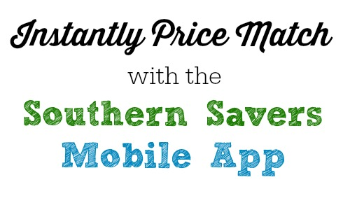 mobile app price match