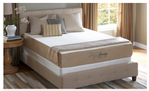 nature's sleep mattress groupon
