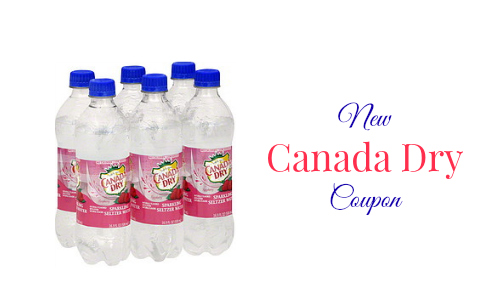 new canada dry coupon