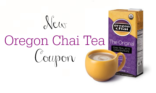 new chai tea coupon