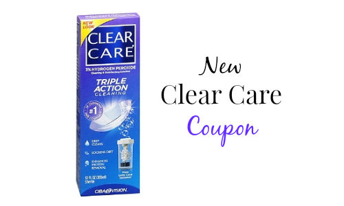 new clear care coupon