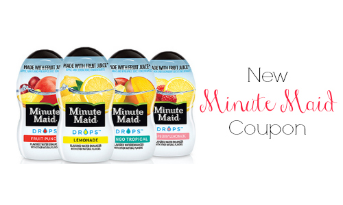 new minute maid coupon