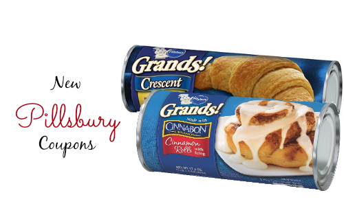 new pillsbury coupons