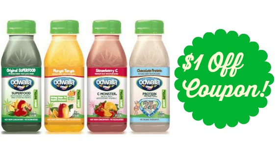 odwalla coupon