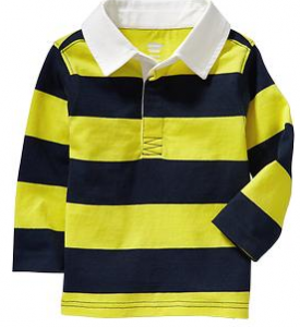 old navy rugby for baby