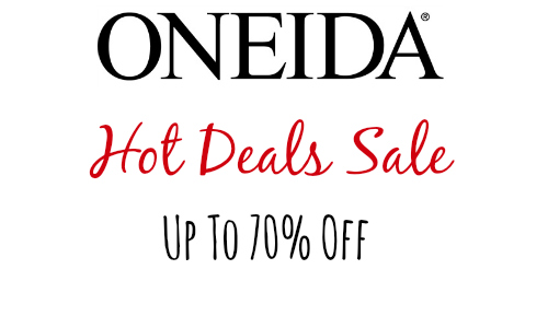 oneida hot deals