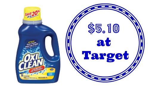 oxi-clean at target